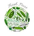 Peas Health Benefits 01 A vector image