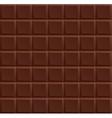 Dark Chocolate Background vector image vector image