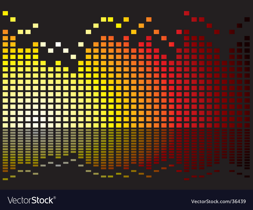 Equalizer burn vector