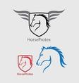 HorseProtex Logo vector image