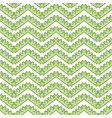 greenery chevron seamless pattern background vector image
