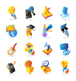 Icons for technology vector image vector image