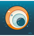 Business Abstract Circle icon vector image