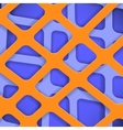 Crossed Lines Abstract Background vector image