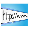 internet background vector image