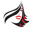 cosmetics and fashion vector image vector image