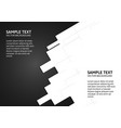 abstract of black and white background with copy vector image