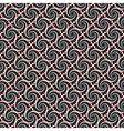 Design seamless diagonal spiral pattern vector image