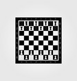chess table online game app concept strategy game vector image