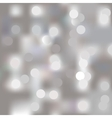 Lights on grey background vector image