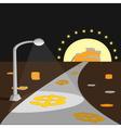way to make money vector image