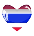 Love for Thailand vector image