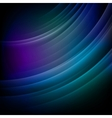 Abstract blurry blue background EPS 10 vector image