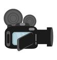 video camera digital recorder wedding vector image