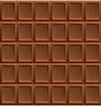 Milk Chocolate Background vector image
