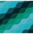 water waves background icon vector image