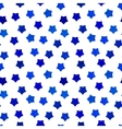 Bright blue watercolor stars background can be vector image
