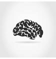 Brain6 vector image