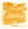 Grunge textures set 10 vector image
