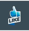 logo like vector image