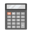 Business calculator technology icon vector image