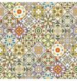 square scraps in oriental style vector image