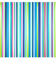 seamless colorful vertical stripes vector image