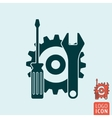 Support icon isolated vector image