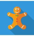 Gingerbread vector image