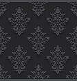 Elegant luxury texture black with shadows vector image