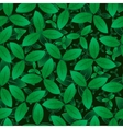 Green leaves seamless pattern imageEPS10 vector image