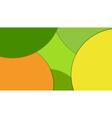 Modern material design background vector image vector image