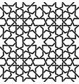 moroccan tiles pattern moorish seamless vector image