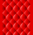 soft gloss seamless quilted pattern eps 10 vector image