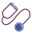pregnant consultation icon cartoon style vector image