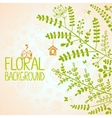 branches background vector image vector image