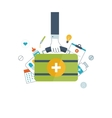 concept for healthcare vector image