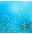 Azure Technology Background vector image
