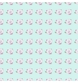 pink roses seamless on blue background vector image