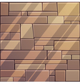 Stone Wall vector image