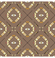 seamless pattern with boomerangs and spears vector image