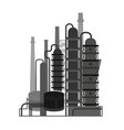Oil Plant 06 A vector image