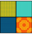 set seamless17 vector image vector image