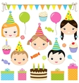 Birthday Party vector image vector image
