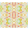 ethnic intricate seamless tribal pattern vector image