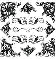 Victorian Ornament vector image