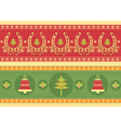 christmas decoration elements for designNew year vector image