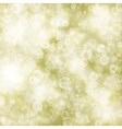 Elegant defocused background with bokeh and stars vector image