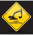 Under Construction Eps10 vector image