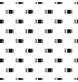 Accordion pattern simple style vector image